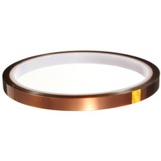 30m*7mm Heat Resistant High Temperature Polyimide Adhesive Tape
