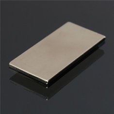 N50 NdFeB 40x20x2mm Super Strong Block Cuboid Magnet Rare Earth Neodymium Magnet