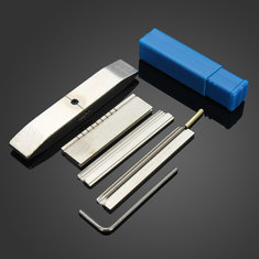 DANIU Tin foil Tool for Locksmith Tools Lock Pick Tools Set