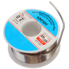 100g 2mm Diameter Tin Lead Rosin Core Solder Soldering Wire Cable Reel