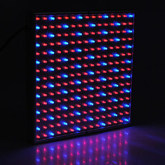 Hydroponic Plant Grow Light Pannel Board Lamp 14W