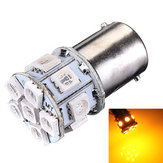 P21W 1156 BA15s 5050 LED 13SMD Tail Brake Turn Signal Rear Bulb