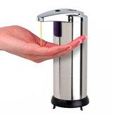 Stainless Infrared Automatic Sensor Hand Sanitizer Soap Dispenser