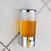 Wall Mounted Bathroom Liquid Soap Dispensers Hand Press Soap Dispenser