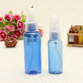 30/50ML Transparent Plastic Water Spray Bottle Atomizer Container
