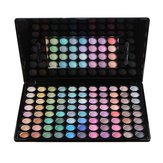 MSQ 88 Colors Makeup Cosmetic Shimmer Eyeshadow Palette