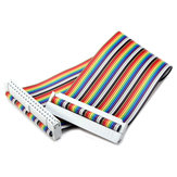 GPIO 40P Rainbow Ribbon Cable For Raspberry Pi 2 Model B & B+