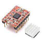 Imprimante 3D Geekcreit® A4988 Reprap pas à pas Stepper étape Module pilote du moteur