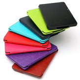 Magnetic Leather Stand Case Cover With Stylus For Kindle Paperwhite