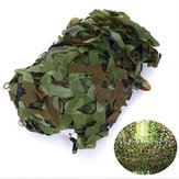 2X1.5m Woodland Camouflage Camo Net For Camping Military Photography