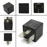 12V 4 Pin 70A 70 Amp Heavy Duty Split Charge ON-OFF Relay For Motor Bike Car Bike Van Boat