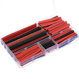 150Pcs 2:1 Polyolefin H-type Heat Shrink Shrinking Tubing Tube