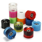 4 Skateboard Wheels High-strength Long boards Skateboard Wheels