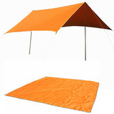 Naturehike NH15D005-X 3-4 Persons Sunshade Tent Mat Oxford Sun Shelter Ground Cloth Shed Canopy With Pouch