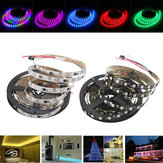 4M WS2811 IC SMD5050 Dream Color RGB no impermeable LED Strip Light Individual Direccionable DC12V