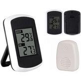 TS-FT004-B Digtal température ambiante thermomètre sans fil intérieur thermomètre extérieur