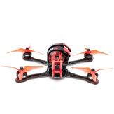 Original Emax Buzz pieza de repuesto 245 mm Distancia entre ejes 5 Inch 3K Kit de cuadro de fibra de carbono para RC Drone FPV Racing