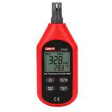 UNI-T UT333 Mini LCD Digital Thermometer Hygrometer Air Temperature and Humidity Meter Moisture Meter