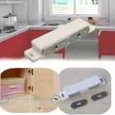 Home Double Magnetic Catch For Cabinets Wadrobe Cupboard Doors Furniture