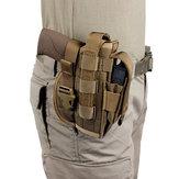 مسدس الحافظة مولي العسكرية التمويه iwb owb التكتيكية الحافظة ل 92 1911 جميع أحجام المسدسات
