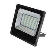 100W Waterproof 300 LED Flood Light White Light Spotlight Outdoor Lamp for Garden Yard AC180-220V