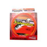 ZANLURE 100M Nylon Fishing Lines 0.8-6.0 Sport Fishing Lines