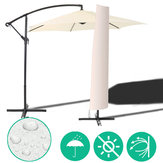 10-15' Outdoor Patio Umbrella Parasol Cover Waterproof Dust UV Protection Storage Bag