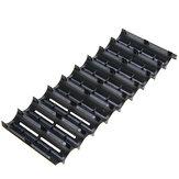 1Pcs Battery Radiating Holder For 20Pcs 18650 Batteries ABS Plastic Case Battery Pack Spacer Bracket