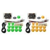 Zero Delay Arcade Game Controller USB Joystick Kit Set for MAME