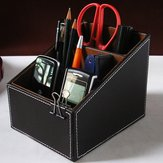 Useful Storage Box Home TV Guide Organizer Remote Controller Desk Holder Caddy