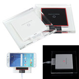Universal QI Wireless Charger Charging Pad Mat For iPhone Samsung Galaxy S6 Plus