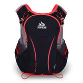 AONIJIE 5L Sports Running Vest Backpack Marathon Hydration Water Bag Pack Holder
