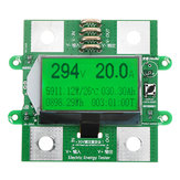 300V100A Digital DC Voltmeter Ammeter Power Meter Battery Tester Multi Function Power Meter