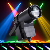 30W RGBW LED DMX512 Stage Light Pinspot Beam Spotlight 6CH per DJ DISCO Party KTV