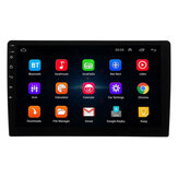 10 дюймов Android 8 2DIN Авто Стерео Quad Core Touch Радио WIFI GPS Nav Video MP5 Player