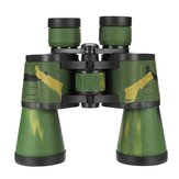 60x60 Outdoor Tactical Binocular Portable HD Optical Telescope Day Night Vision High Clarity 3000M
