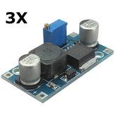 3Pcs Adjustable XL6009 Step Up Boost Voltage Power Supply Module Converter Regulator
