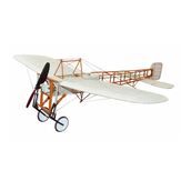 Bleriot XI 420mm Wingspan Wooden RC Airplane Aircraft Fixed Wing KIT/KIT+Power Combo