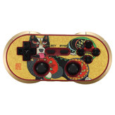 8bitdo Year of the Dog Limited Edition Bluetooth 4.0 Wireless Gamepad for Mac Android Windows Steam