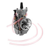 PWK 28mm / 30mm / 32mm / 34mm Moto Carburador Racing motor con Power Jet