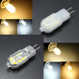 G4 Base 3W 12SMD LED Warm/Cool/Natural White Light Lamp Bulb AC220V