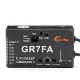 Corona gr7fa récepteur S.BUS 7ch avec gyro compatible Futaba émetteur FASST
