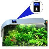 Loskii PT-08 Aquarium Fish Tank LED Light 15W 5730 Energy Saving Lamp EU Plug Aquatic Lightings Bar