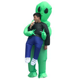 Inflables Toy Costume Carnival Party Fancy ET Aliens Ropa para Adultos Envío Gratis