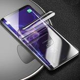 Protector Cafele de Pantalla de Teléfono Claro de Borde Curbado 3D Auto Reparador Hidrogel+Herramientas Para Samsung Galaxy S9 Plus