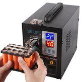SUNKKO 737G 220V Batterie Soudeuse par points à souder à la main avec affichage par impulsions et courant
