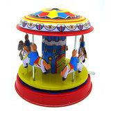 ClassicL'orologeriadell'annatasbocciaigiocattoli del giocattolo dei bambini con il tasto