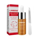 LANBENA Nail Repair Essence Nail File Set