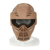 CS Paintball Direct Live Tactical Field Protective Tactical Mask of Granular Material
