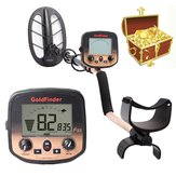 Gold Hunter Scanner Metal Detector Detecting Numerical Value Double Modes Tool